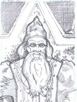 Professor Dumbledore by 7and2