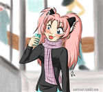 FC: Melody Cellphone by Miss-Mae
