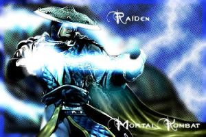 mortal kombat: raiden by im-a-celebrity-x