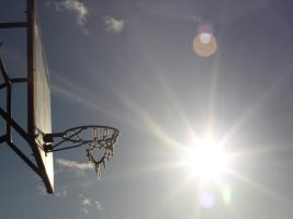 x - Basketball by TriinErg