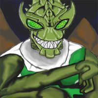Ben 10 Omniverse Alien - Crashhopper 2 by dragonfire53511