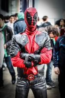 DeadPool by dipperf