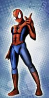 Spiderman by Linker96