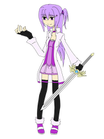 Elsword OC - Sion, 1st Job (I) - Magic Alchemist by NeneRuki