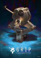 Grip Engineering Cover by ATArts