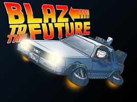 Blaz to the Future by Blazbaros
