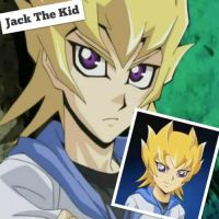 Jack Atlas Wallpaper: ~Jack The Kid~ by XxXxRedRosexXxX
