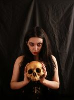 Skull by Hecate-Stock