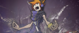 The world ends with you - Neku sig by rin-r0