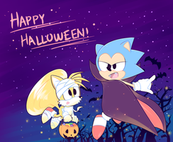 Happy Halloween 2014! by ericitos