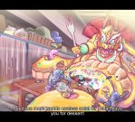 Gluttony by VermilionFly