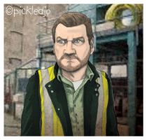 Owen Armstrong Corrie by pickledjo