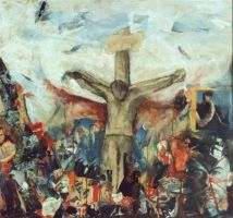 The Crucify by Bizriart