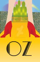 Wizard of Oz Poster B by MIKEYCPARISII