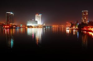 Nile View I by mgayar