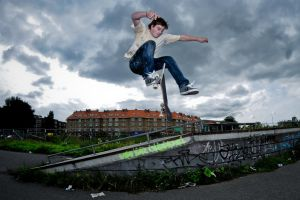 treflip thomas by eddiethink