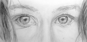 Emma's eyes by Susi-THzombie