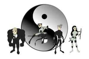 The Yin Yang Clan by Jefferson-Apgar
