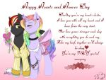 Hearts and Hooves Day by Art-forArts-Sake