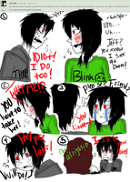 Ask Jeff The Killer 6-Question 37. by MikaelBratLoni