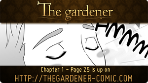 The gardener - CH01P25 by Marc-G