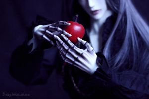 Forbidden Fruit by Sarqq