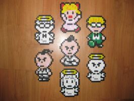 Earthbound Set 1 by PlasticPixel