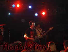 Hoobastank In Flint, Michigan by TimG088