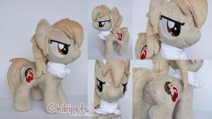 Adlynh Oc custom plush by Chibi-pets