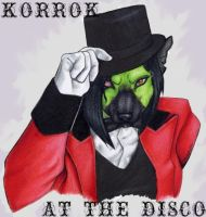 Panic At The Disco ID by Korrok