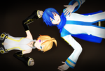 Len And Kaito Final by bassie-michelle