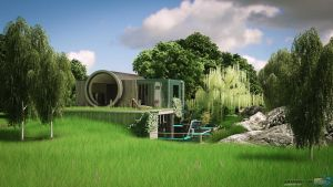 3ds Max - Exterior 2 by Puttee