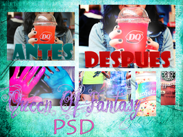 Queen Of Fantasy PSD by CraZYPeoPlefor1d