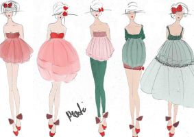 Spring collection by marty182