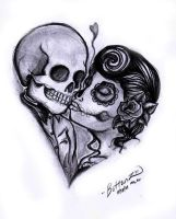SkullsInLove Buttonzisbeast by ButtonZisBEAST