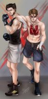 Boxing - Scogan by ayami-wt