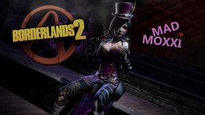 Mad Moxxi Release For Gmod by Rastifan