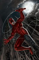 Daredevil by DAVID-OCAMPO