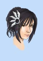 The Sorceress Rinoa by MercyMurrain