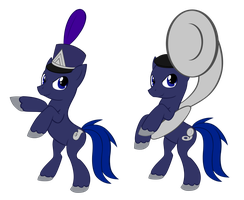 Band:Bronies: by Rayne-Is-Butts