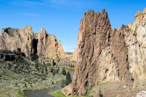 Smith Rock by m-faccone