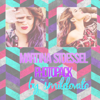 Martina Stoessel photopack by SmileLovato