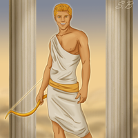 Apollo Is Hot by sbrigs