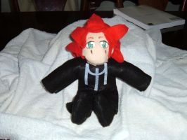 Axel - gift by Darling-Poe