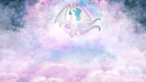 From The Heavens Of Equestria by Jamey4