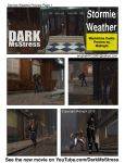 Dark MsStress Stormie Weather Preview Comic Pg. 1 by DarkMsStress