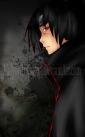 .:Itachi Uchiha:. by TITMonster