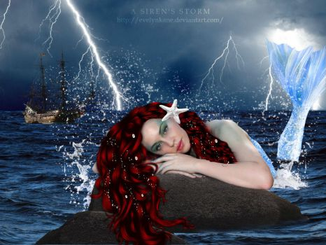 A Siren's Storm by EvelynKane