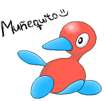 Porygon 2 by Bluee-Chan