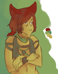 Colour Pallet meme 7: Y'weta by michichibi